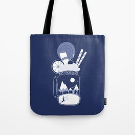 Whipped Cream Day Tote Bag