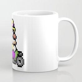 Wario pixel art Coffee Mug