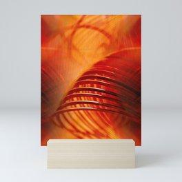 Retro Abstract Mini Art Print
