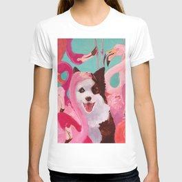 Flamingo party T-shirt