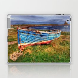 Lindisfarne By The Sea Laptop & iPad Skin