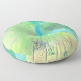 what i want Floor Pillow