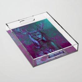 Fawn (Alternative Version) Acrylic Tray