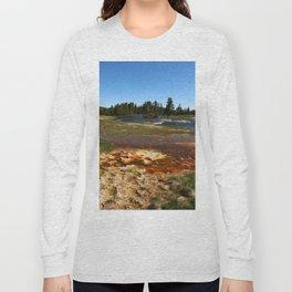 Firehole River Colors Long Sleeve T-shirt