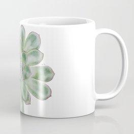 Echeveria Pulidonis, succulent power Coffee Mug