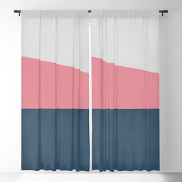 Three colors 5 Blackout Curtain