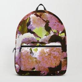 Pink Snowballs Backpack