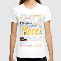motivational T-shirts featuring Lab No. 4 - More Motivational Quotes Poster by Lab No. 4