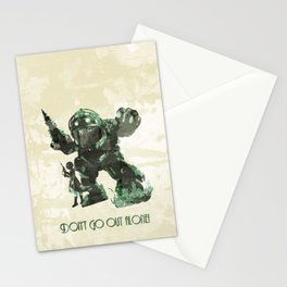 Bring a Friend Stationery Cards