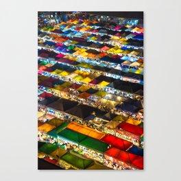 souk Canvas Print