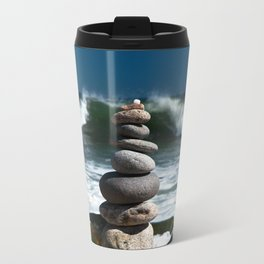 Parting the Waves Travel Mug