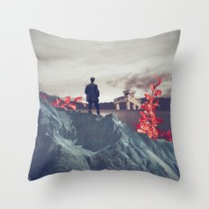 Everything Led me Here Throw Pillow