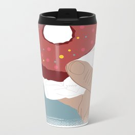 Bite IT! Metal Travel Mug