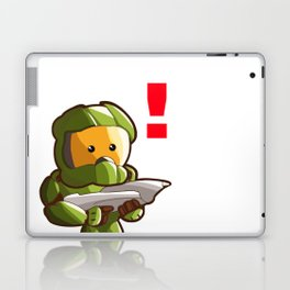Halo Master Chief Kawaii Laptop & iPad Skin