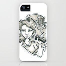 Gossip Girl iPhone Case