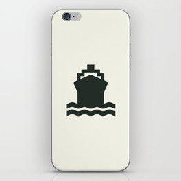 Ship iPhone Skin