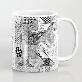 Small K Coffee Mug
