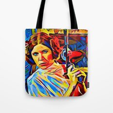 Princess Leia Tote Bag