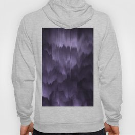 Purple and black. Abstract. Hoody