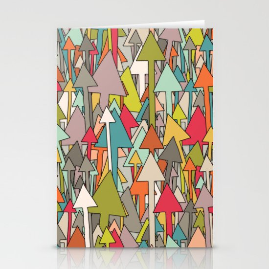 earth up Stationery Cards