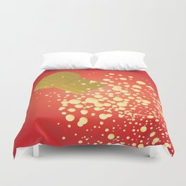 Flying Cork Duvet Cover