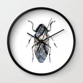 beetles_dream_06 Wall Clock