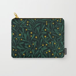 vines and buds Carry-All Pouch