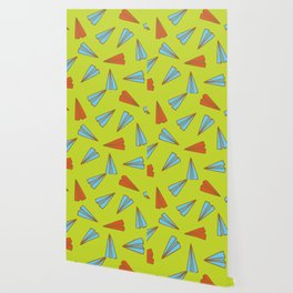 Paper Planes Wallpaper
