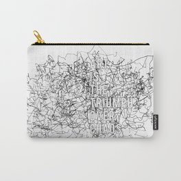 Triumph Over Chaos. Carry-All Pouch