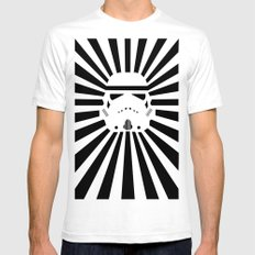 Storm Trooper Mens Fitted Tee White X-LARGE