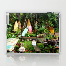 Typical Hawaii Pit Stop Laptop & iPad Skin