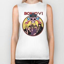 Skullet: Bon Jovi Biker Tank