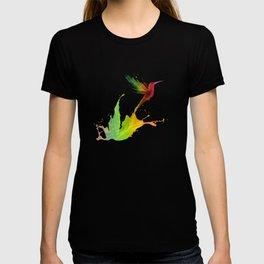 Humming Bird Colors T-shirt