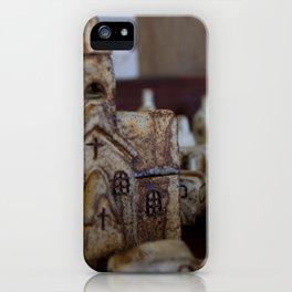 Ceramic Town iPhone Case