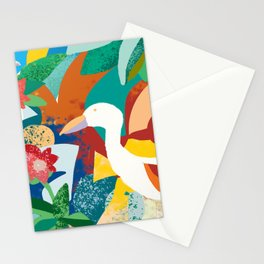 Tropical World Stationery Cards