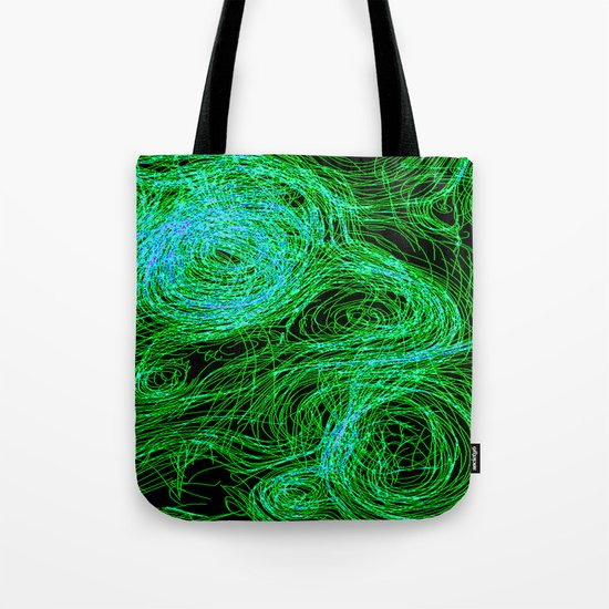 Experiment Tote Bag