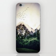 The Liveliness of Wildlife iPhone & iPod Skin