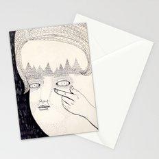 Lente de contacto Stationery Cards