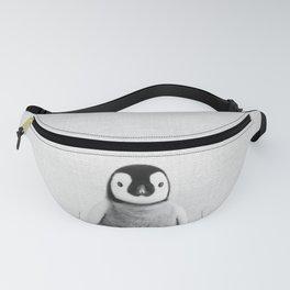 Baby Penguin - Black & White Fanny Pack