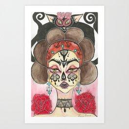 Sancha Art Print