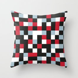 CHECKERBOARD Throw Pillow