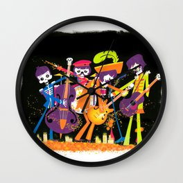 The Lonely Dead Hearts Wall Clock