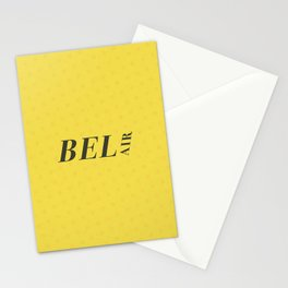 """""""Bel-Air"""" mid piece Stationery Cards"""