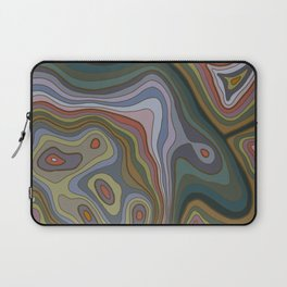 Topography Laptop Sleeve