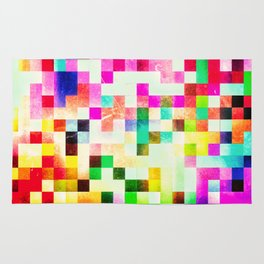 GROWN UP PIXELS Rug