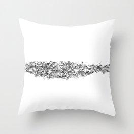 Pescao Throw Pillow