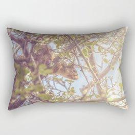 Taunting Kuma Rectangular Pillow
