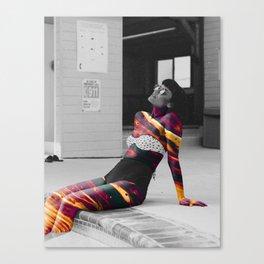 MYSTIQUE IV Canvas Print