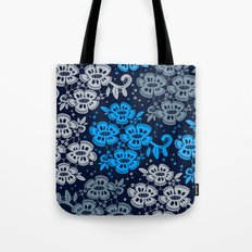Floral Pattern #10 Tote Bag