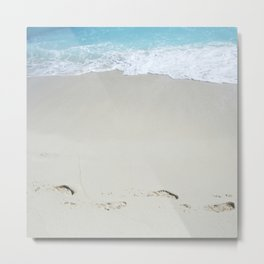 Carribean sea 10 Metal Print